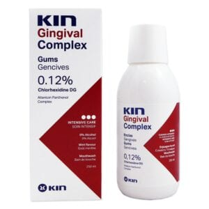 Kin Gingival Mouthwash 250ml