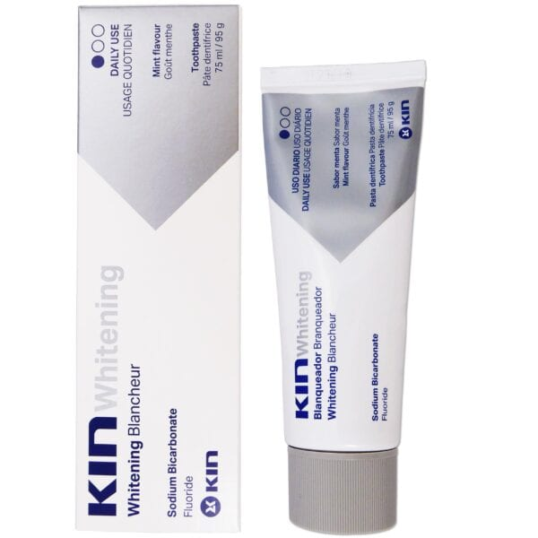 Kin ~ Progressive Whitening Toothpaste