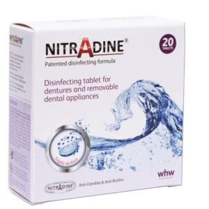 Nitradine Cleaning Tablets
