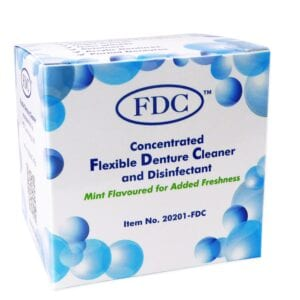 FDC Flexible Denture Cleaner