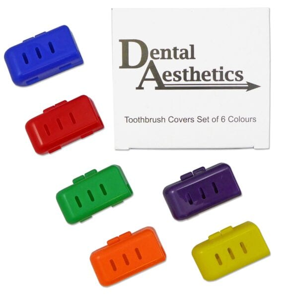 Manual Toothbrush Covers