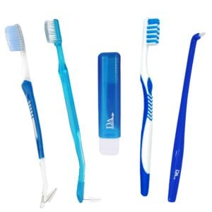 Orthodontic Toothbrushes