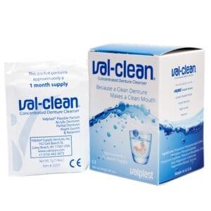Val-Clean Valplast Cleaner Sachets
