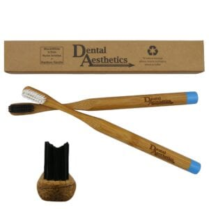 Orthodontic Toothbrush ~ Bamboo V-trim