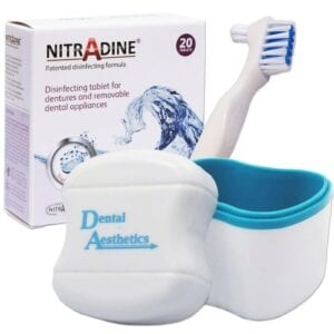 Nitradine, Bath & Brush