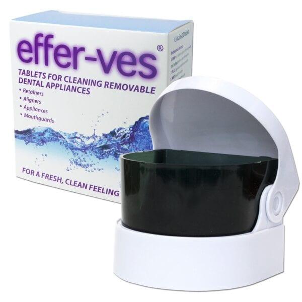 Effer-Ves & Sonic Cleaner