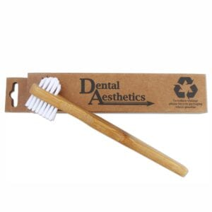 Denture Brush ~ Bamboo