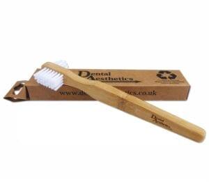 Denture Brush ~ Bamboo