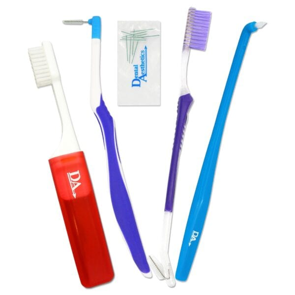 Orthodontic Toothbrush Starter Pack