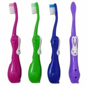 Childrens Toothbrushes ~ Rabbit Travel