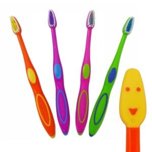 Children's Toothbrushes Junior Smile